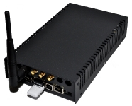 VoIP GSM-gateway G8 with WiFi usb-dongle inserted
