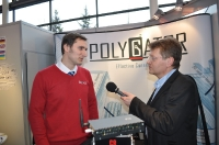 Elgato (Polygator) at CeBIT 2012