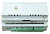 PDU (GSM-rebooter) in DIN rail casing
